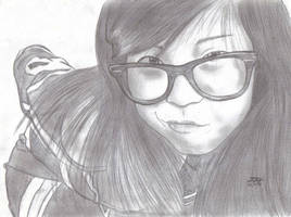 Juliana Kei. by edzay