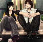 megu and hisagi