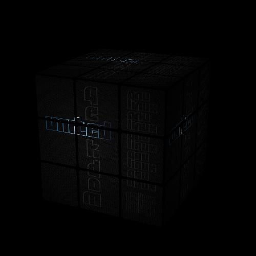 Uggly Logo Rubikub by Apolonis