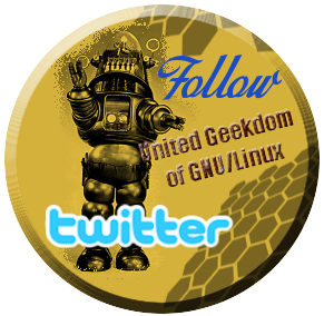 Twiter UGGLY Join Badge by Apolonis