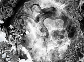 Steampunk Tendencies  - Tentacles Rex by Apolonis