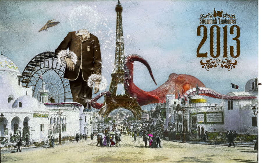 Steampunk Tendencies 2013 by Apolonis