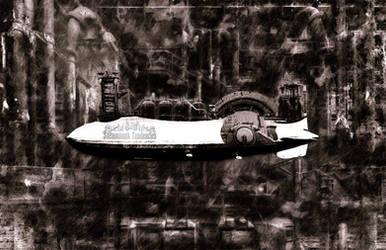 Steampunk Tendencies - Industrial Voyager by Apolonis