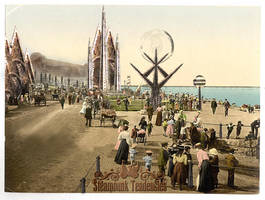 Steampunk Tendencies - Vigoth City by Apolonis