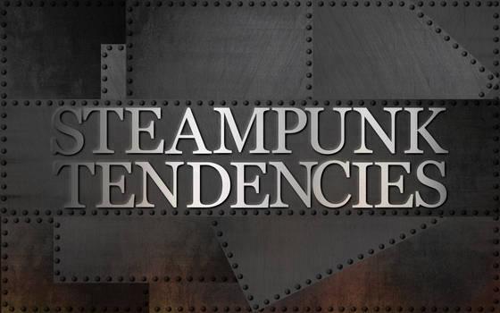 Steampunk Tendencies - Rivets serie (1)