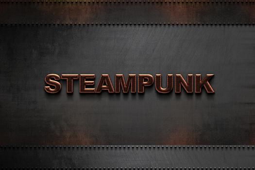 Steampunk Tendencies - Rivets series