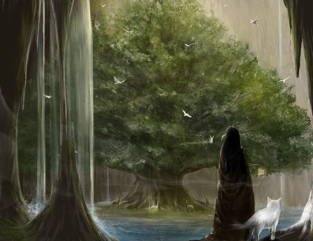 Yggdrasil Seed by ArdiRa