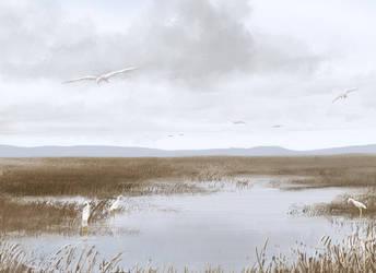 Marshland by ArdiRa