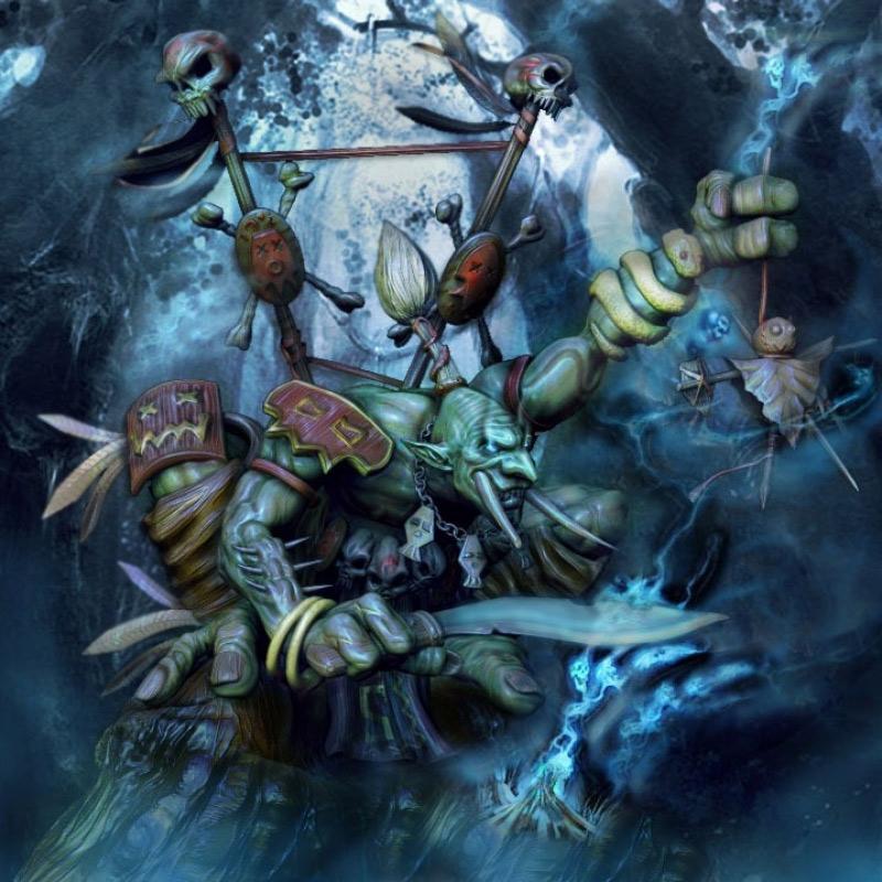 Troll Shadow Hunter by Darukin