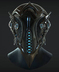 Steampunk Helm