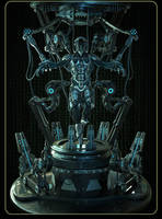 Humanoid Robot Augmentation by Darukin