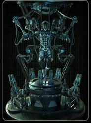 Humanoid Robot Augmentation
