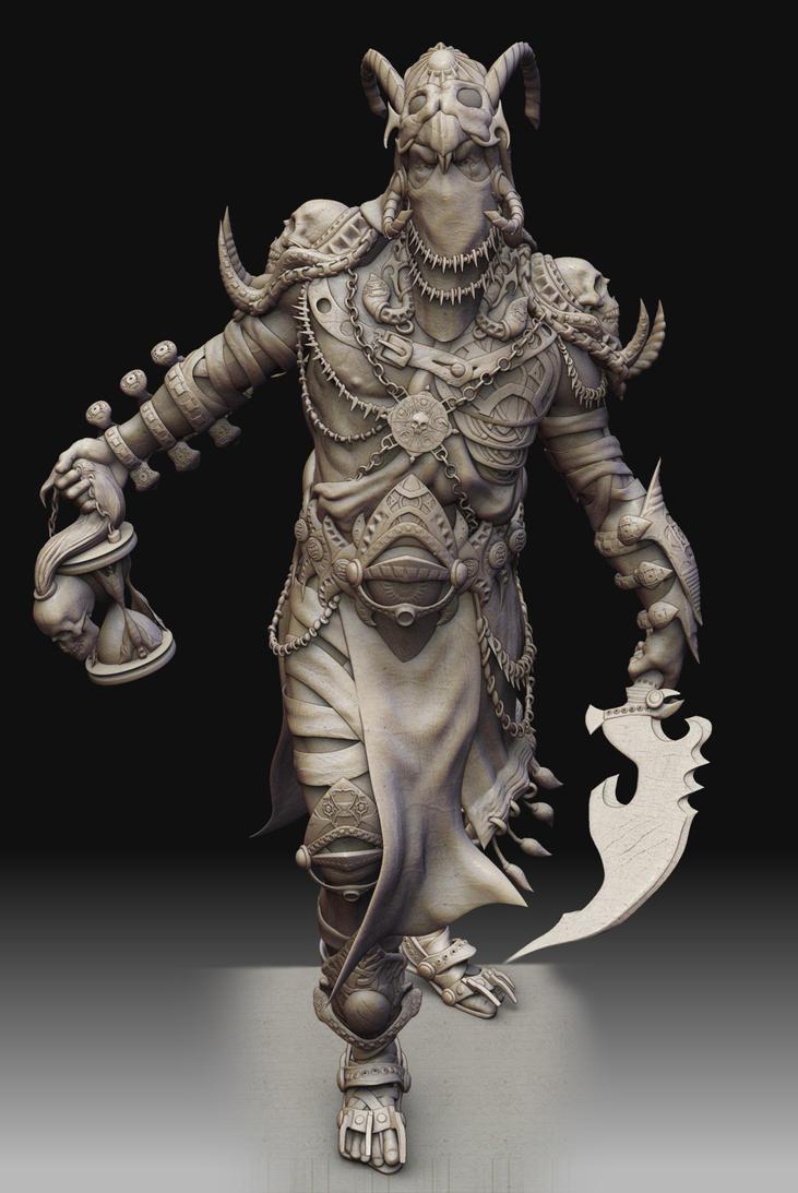 Warlock by Darukin