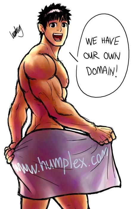 www.humplex.com 'Keric' by humbuged