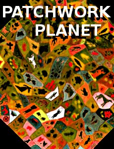 Patchwork Planet cover by scixual