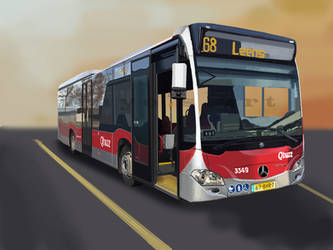 Bus 3349 by xBiggers