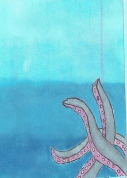 Kraken ACEO