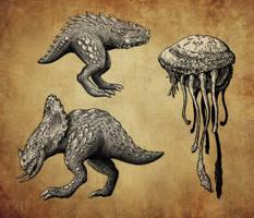Creatures of Morrowind - part II