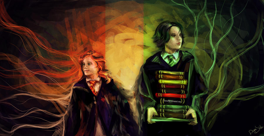 severus and lily - photo #26