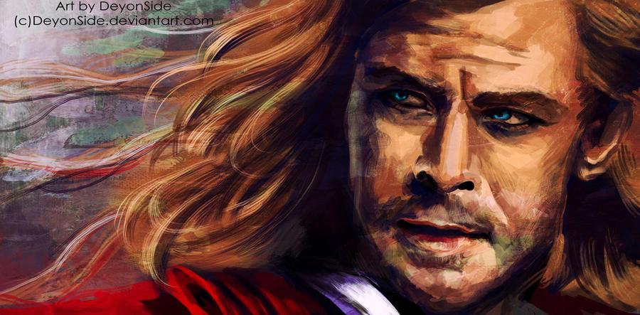 Thor by DeyonSide