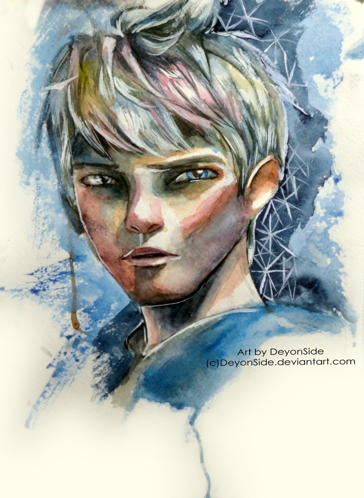 Jack Frost by DeyonSide