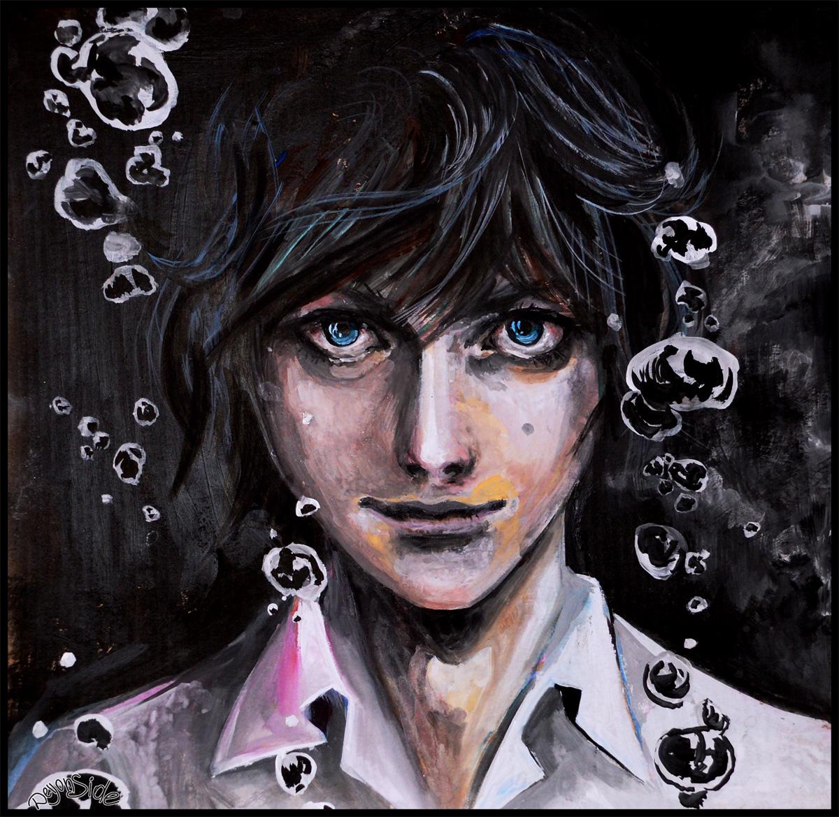 Original character/ redraw by DeyonSide
