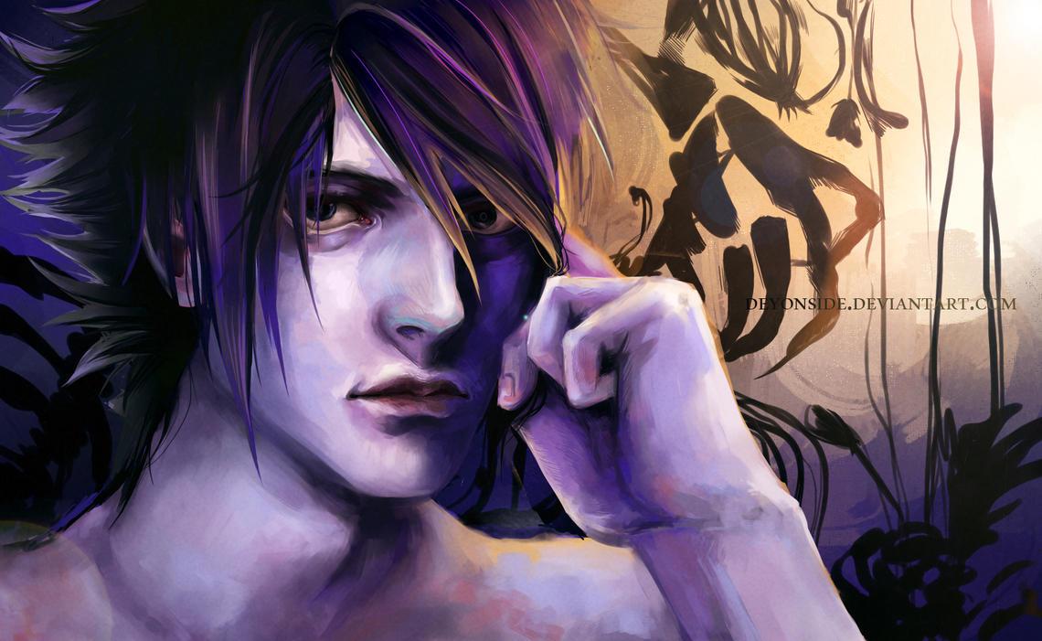 Sasuke-kun by DeyonSide