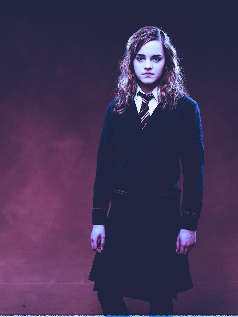 Hermione. by akaforbidden