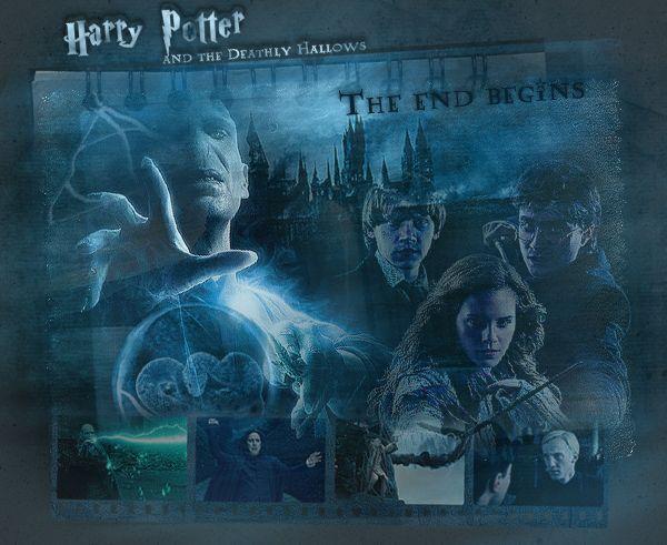 HP7 - The end begins 2 by akaforbidden