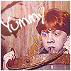 Ronald Weasley Icon by akaforbidden