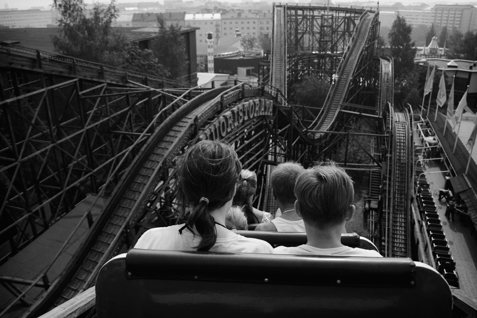 Essay On Fear Of Rollercoasters