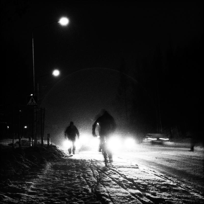 November - in the evening by JakezDaniel