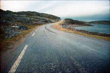 110912 - Norway - Road FV355 by StephanePellennec