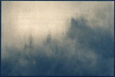 Breathing Earth - Cyanotype
