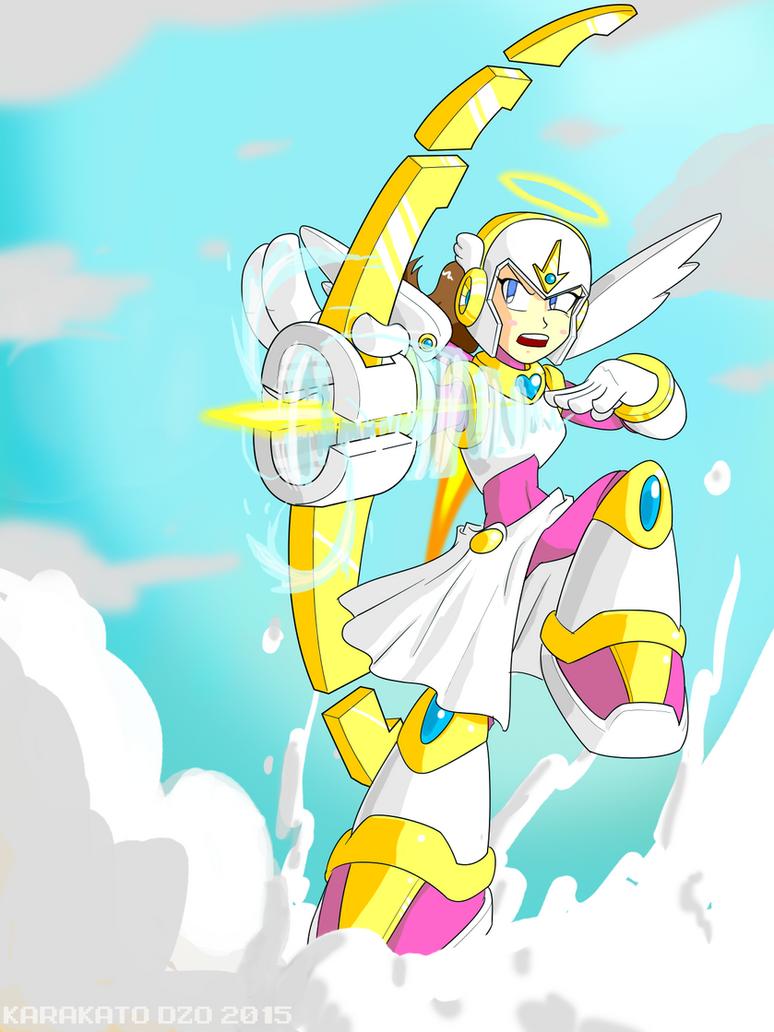 Divine Strike by KarakatoDzo