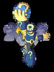 Charade Man (Mega Man Rock Force)