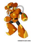 Sand Man (Mega Man Revolution)