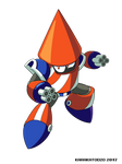 Rocket Man (Robot Master Rally)