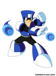 Thrill Man (Mega Man Rock Force)