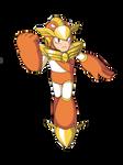 Justice Man (Mega Man Rock Force)