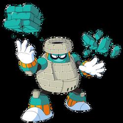 Block Man (Mega Man 11)