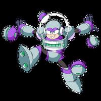 Orbit Woman (Mega Man Shattered Diamond) by KarakatoDzo