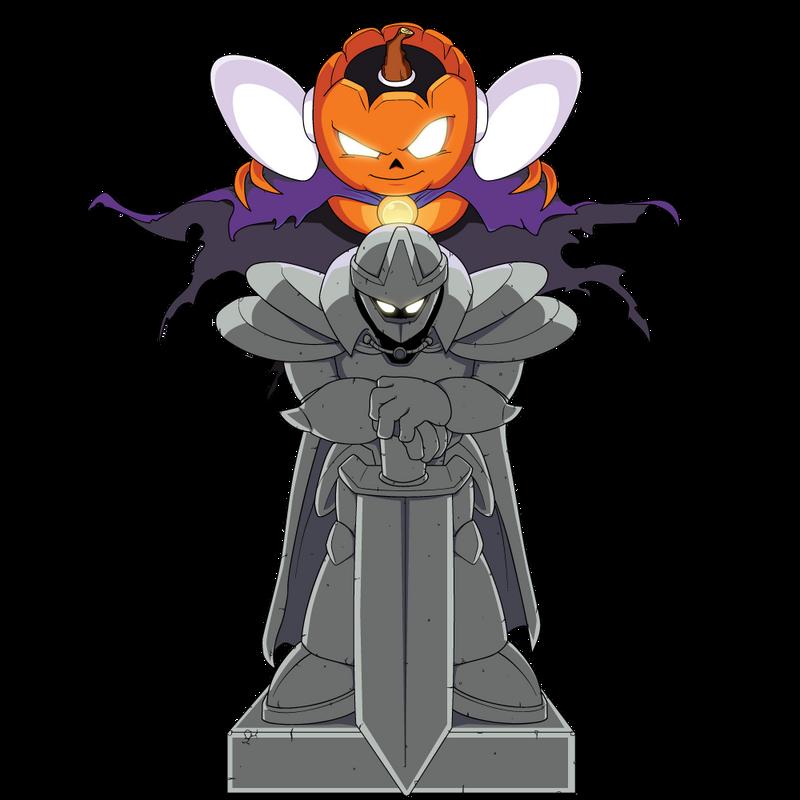 Haunt Man (MaGMML2 ) by KarakatoDzo