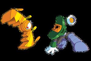 Chomp Man (MaGMML2) by KarakatoDzo