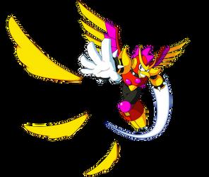 Wing Man (Mega Man Four Hounds)