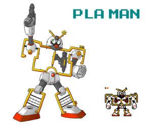 Pla Man
