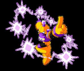 Zap Man (Mega Man Super Fighting Robot)