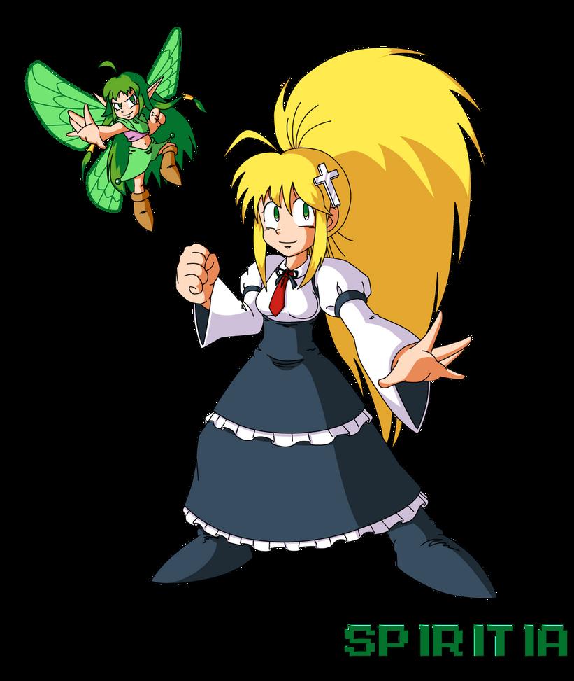 Spiritia (Rosenkreuzstilette)