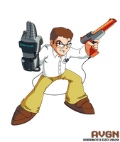 Angry Videogame Nerd (AVGN Adventures)