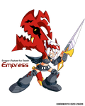 Empress (Dragon Marked for Death)